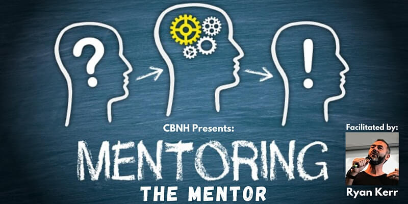 Mentoring the Mentor – Skills training to lead and mentor